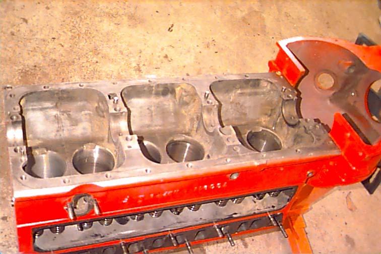 L6-226 Rebuild Pictures